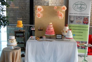 Wedding Fair Stand